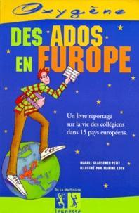 Des ados en Europe