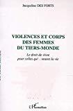 Violences et corps des femmes du tiers-monde