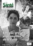 Éthique en pratique quotidienne dans la promotion de la santé