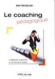 Le coaching pédagogique