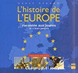L'histoire de l'Europe